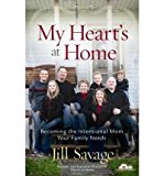 Portada de [(MY HEART'S AT HOME: BECOMING THE INTENTIONAL MOM YOUR FAMILY NEEDS)] [AUTHOR: JILL SAVAGE] PUBLISHED ON (FEBRUARY, 2007)