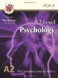Portada de A2 LEVEL PSYCHOLOGY FOR AQA A: STUDENT BOOK BY PARSONS, RICHARD (2012)