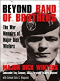 Portada de BEYOND BAND OF BROTHERS (THORNDIKE PAPERBACK BESTSELLERS) BY MJR. DICK WINTERS W/COL. COLE C KINGSEED (2008-05-06)