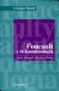 Portada de FOUCAULT Y LA FENOMENOLOGIA: KANT, HUSSERL, MERLEAU-PONTY