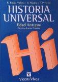 Portada de HISTORIA UNIVERSAL: ANTIGUA GRECIA Y ORIENTE PROXIMO