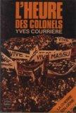 Portada de L'HEURE DES COLONELS (LA GUERRE D'ALGERIE)