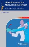 Portada de CLINICAL TESTS FOR THE MUSCULOSKELETAL SYSTEM
