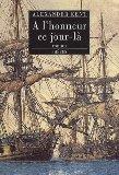 Portada de A L'HONNEUR CE JOUR-LÀ (D'AUJOURD'HUI ETRANGER)