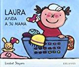 Portada de LAURA AYUDA A SU MAMA