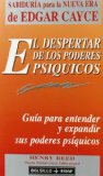 Portada de EL DESPERTAR DE LOS PODERES PSIQUICOS