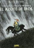 Portada de EL AZOTE DE DIOS. UNA AVENTURA ROCAMBOLESCA DE ATILA EL HUNO
