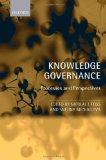Portada de KNOWLEDGE GOVERNANCE: PROCESSES AND PERSPECTIVES