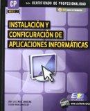Portada de INSTALACION Y CONFIGURACION DE APLICACIONES INFORMATICAS (CERTIFICADO DE PROFESIONALIDAD)
