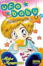 Portada de UFO BABY 8
