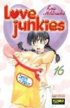 Portada de LOVE JUNKIES Nº 16
