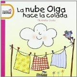 Portada de LA NUBE OLGA HACE LA COLADA