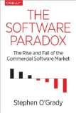 Portada de THE SOFTWARE PARADOX: THE RISE AND FALL OF THE COMMERCIAL SOFTWARE MARKET
