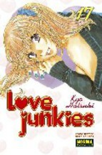 Portada de LOVE JUNKIES 17