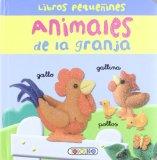 Portada de ANIMALES DE LA GRANJA: LIBROS PEQUEÑINES