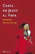 Portada de CARTA DE JESUS AL PAPA