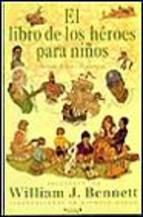 Portada de EL LIBRO DE LOS HEROES PARA NIÑOS