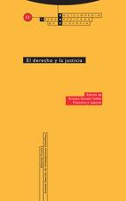 Portada de EL DERECHO Y LA JUSTICIA (EBOOK)
