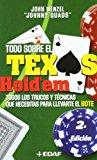 Portada de TODO SOBRE EL TEX HOLD EM: TODOS LOS TRUCOS Y TECNICAS QUE NECESITAS PARA LLEVARTE EL POT
