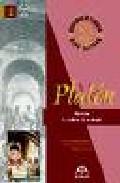 Portada de MENON O SOBRE LA VIRTUD: PLATON
