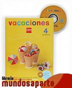 Portada de VACACIONES. 4 PRIMARIA