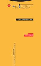 Portada de CUESTIONES MORALES (EBOOK)