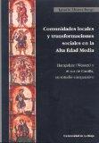 Portada de COMUNIDADES LOCALES Y TRANSFORMACIONES SOCIALES EN LA ALTA EDAD MEDIA                                                             ATIVO