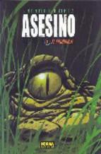 Portada de ASESINO 2: EL ENGRANAJE