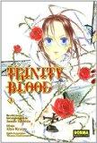 Portada de TRINITY BLOOD Nº 3
