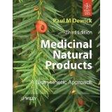 Portada de MEDICINAL NATURAL PRODUCTS 3ED: A BIOSYNTHETIC APPROACH (PB)
