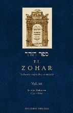 Portada de EL ZOHAR (VOL.12)