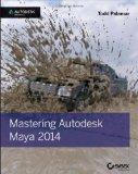 Portada de MASTERING AUTODESK MAYA 2014 (AUTODESK OFFICIAL PRESS)