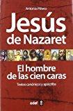 Portada de JESUS DE NAZARET: EL HOMBRE DE LAS 100 CARAS
