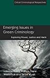 Portada de EMERGING ISSUES IN GREEN CRIMINOLOGY