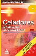 Portada de CELADORES DEL SERVICIO DE SALUD DE LA COMUNIDAD DE MADRID: TEST