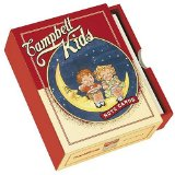 Portada de CAMPBELL KIDS: NOTE CARDS IN A SLIPCASE WITH DRAWER