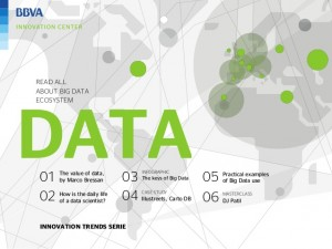 Portada de DATA, ALL ABOUT BIG DATA ECOSYSTEM