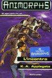 Portada de L'INCONTRO (ANIMORPHS)