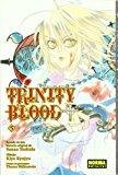 Portada de TRINITY BLOOD 5