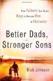 Portada de BETTER DADS, STRONGER SONS