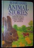 Portada de RICHARD ADAM'S FAVORITE ANIMAL STORIES [HARDCOVER] BY