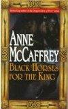 Portada de BLACK HORSES FOR THE KING