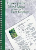 Portada de HOMEOPATHIC MIND MAPS REMEDIES PLANT KINGDOM