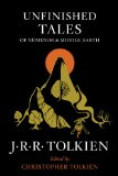 Portada de UNFINISHED TALES OF NUMENOR AND MIDDLE-EARTH