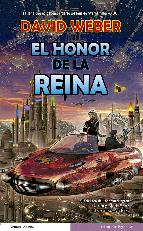Portada de EL HONOR DE LA REINA (EBOOK)