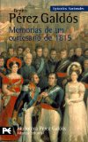 Portada de MEMORIAS DE UN CORTESANO DE 1815
