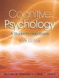 Portada de COGNITIVE PSYCHOLOGY: A STUDENT'S HANDBOOK, 6TH EDITION 6TH (SIXTH) BY EYSENCK, MICHAEL, KEANE, MARK T. (2010) PAPERBACK