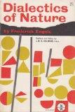 Portada de DIALECTICS OF NATURE