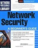 Portada de NETWORK SECURITY: A BEGINNER'S GUIDE BY ERIC MAIWALD (2001-05-07)
