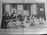 Portada de 1915 LM18/7 ENFANT SOLDAT GUERRE ECOLE TRAUBACH-LE-BAS MANIFESTE COEUR FRANCE